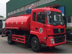 东风专底消防洒水车 - 12吨消防洒水车价格、报价、厂家