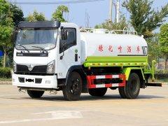 国六东风8吨洒水车价格、报价、厂家