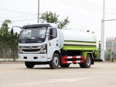 国六东风福瑞卡洒水车 - 8吨洒水车价格、报价、厂家