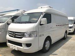 福田G7面包冷藏车价格、报价、厂家