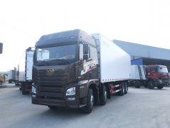 解放JH6冷藏车 - 9米6冷藏车价格、报价、厂家