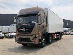 东风天龙KL冷藏车 - 9米6冷藏车价格、报价、厂家