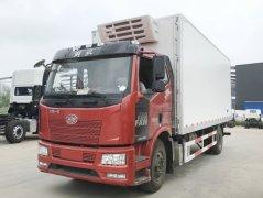 一汽解放J6L冷藏车 - 6米8冷藏车价格、报价、厂家