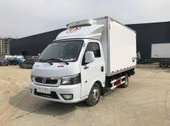 东风途逸冷藏车 - 3米5冷藏车价格、报价、厂家