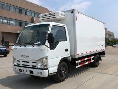 庆铃五十铃100P冷藏车 - 4米2冷藏车价格、报价、厂家