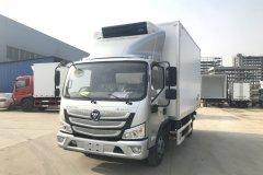 福田欧马可S3冷藏车 - 4米2冷藏车价格、报价、厂家
