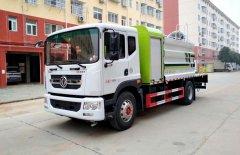 国六东风D9雾炮洒水车 -12吨雾炮洒水车价格、报价、厂家