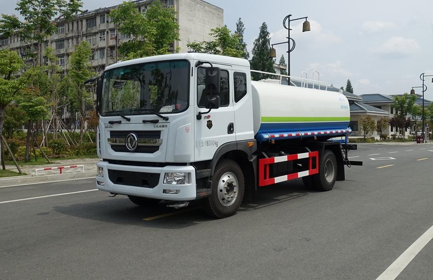 东风D9 12吨洒水车整车图片A