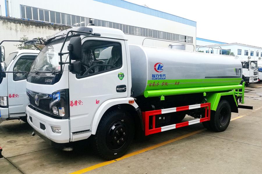 [东风]福瑞卡8吨洒水车